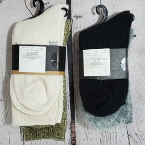 Frye Accessories - NWT FRYE Supersoft Boot Socks - 4 Pairs